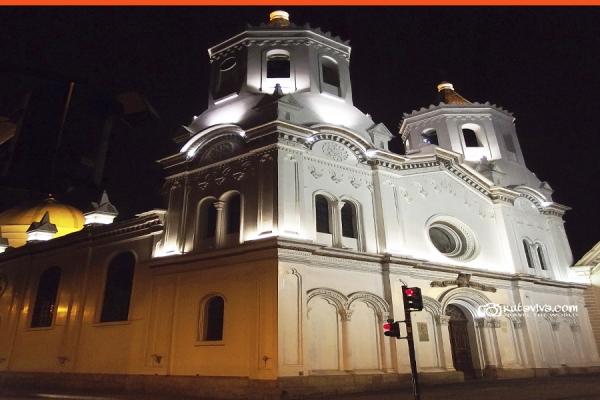 Iglesia El Cenáculo